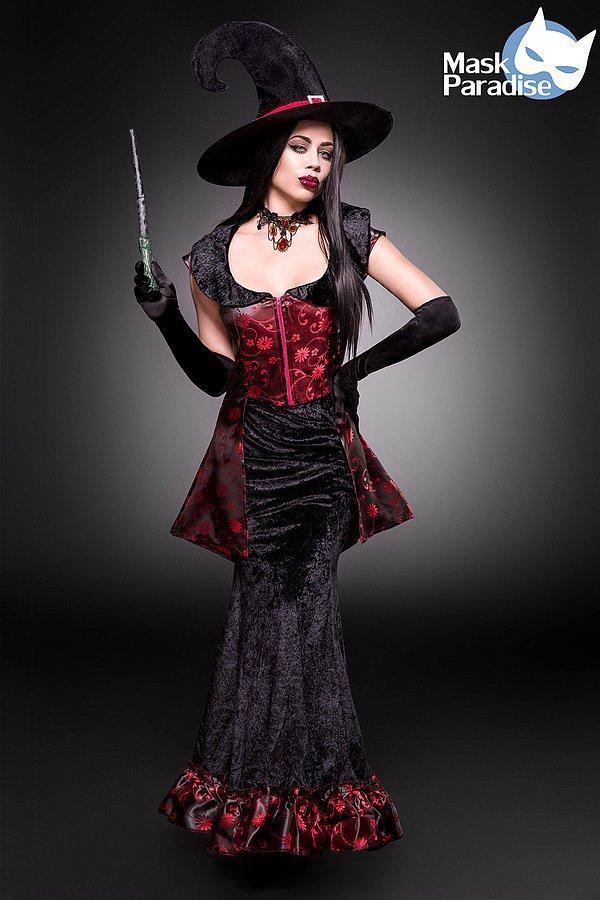 Dark Witch schwarz/rot