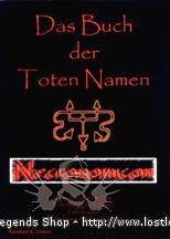 Das Buch der Toten Namen Robert Turner & Abdul Alhazred