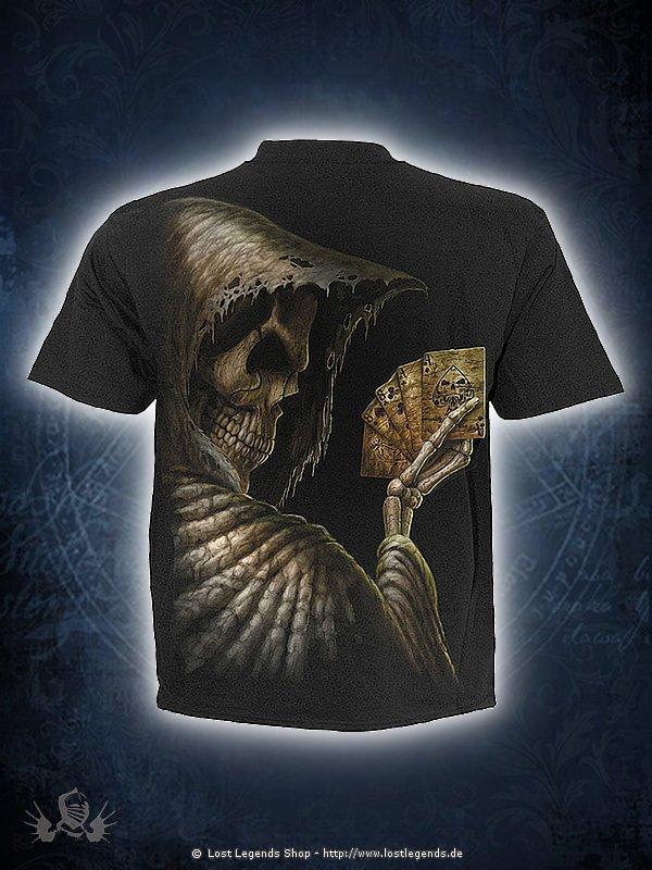 Dead Mans Hand T-Shirt SPIRAL