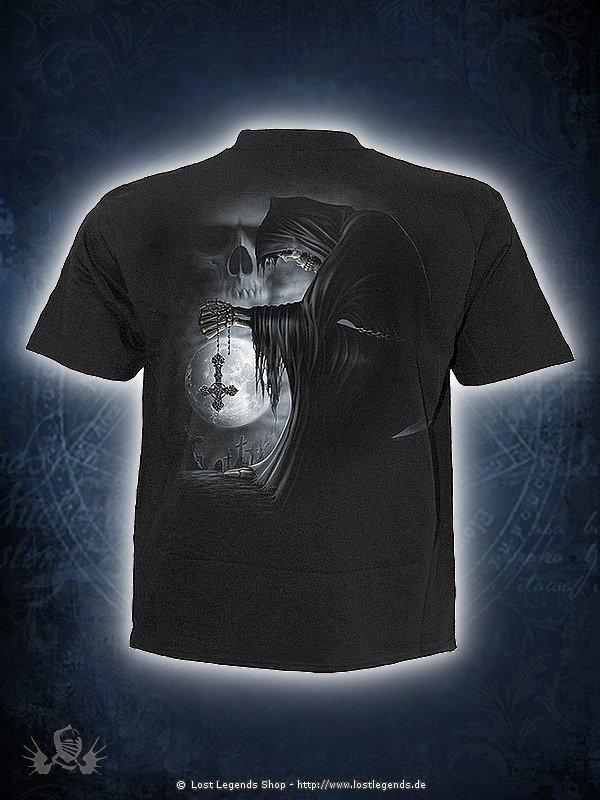 Death Prayer T-Shirt SPIRAL