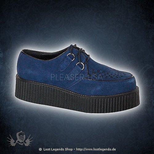 Demonia CREEPER-402S Blue