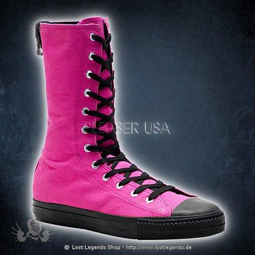 Demonia DEVIANT-201 Hot Pink