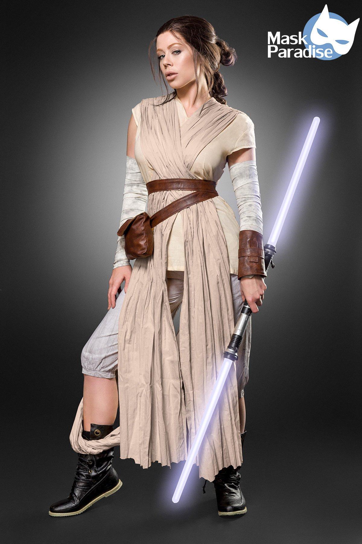 Desert Rey Kostüm im Star Wars Stil