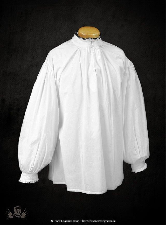 Die Tudors Hemd König Heinrich VIII.
