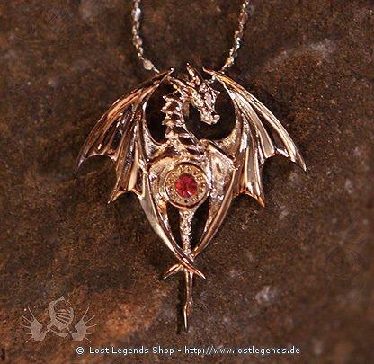 Drachen-Göttin