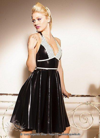 Dreamgirl Dress Latex Kleid