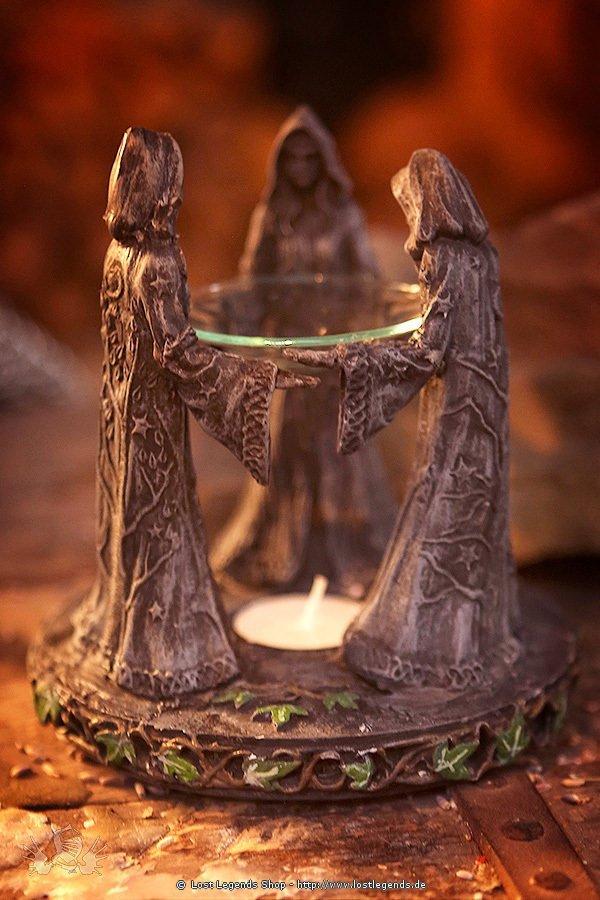 Duftlampe Hexenkreis