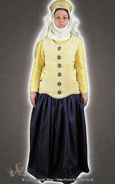 Edelgewand Mittelalter Kostüm