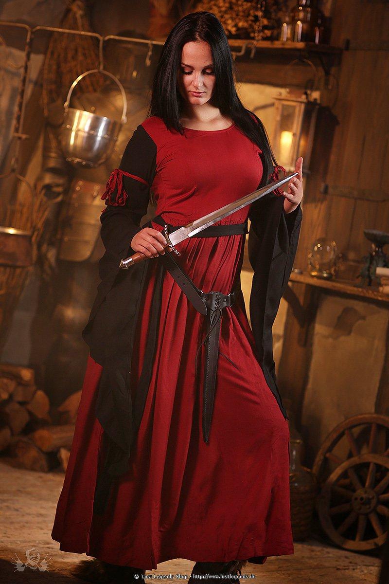 Edle Mittelalterkleidung Larpkleid Dorell
