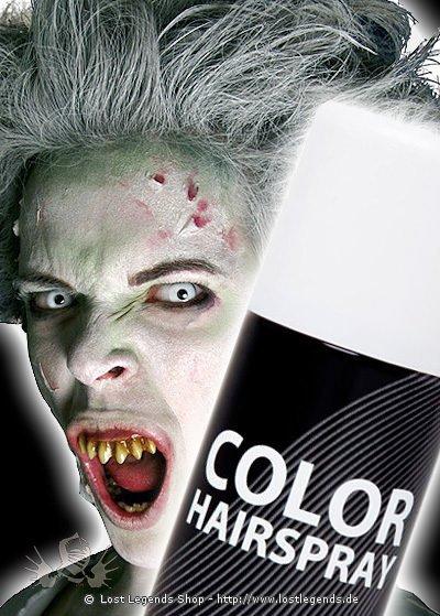 Effekt Haarspray Weiss