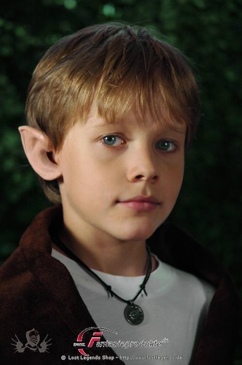 Elfchen-Ohren Latex Ohren, kurz
