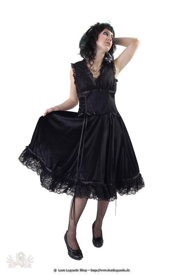 Emily Circle Gothic Kleid