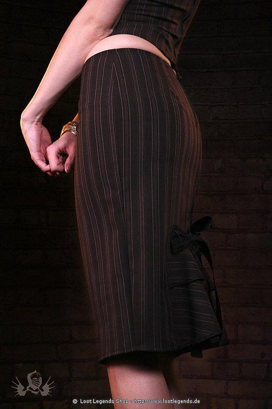 Emporiyum Ribbon Skirt Steampunk Rock