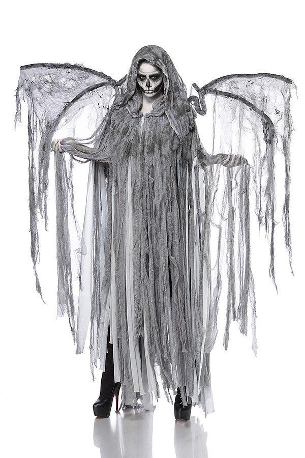 Engel des Todes Komplettset Damen