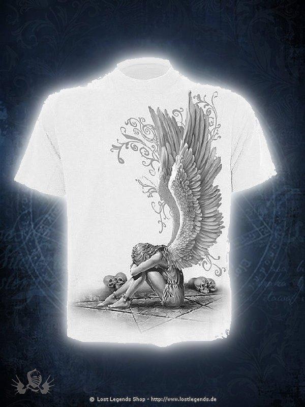 Enslaved Angel T-Shirt SPIRAL