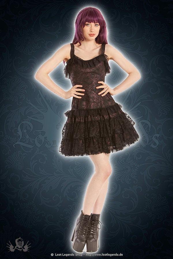 Esme lace layer Kleid