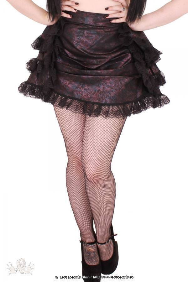 Esme Saloon Steampunk Wrap Skirt