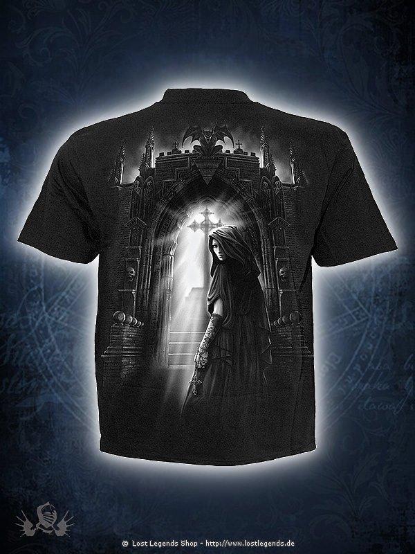 Exorcism T-Shirt SPIRAL