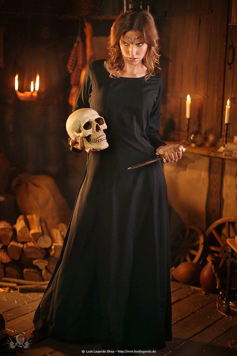Larp Kleid Dark Priestess