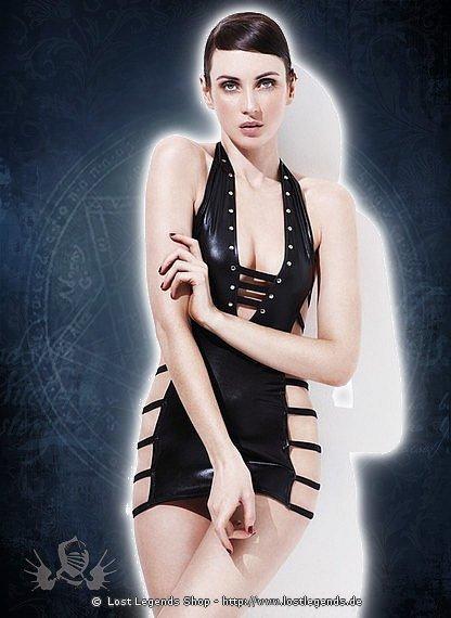Fever Mistress Dress Wetlook