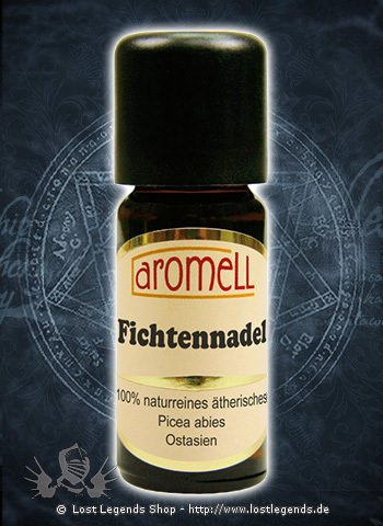 Ätherisches Fichtennadel-Öl Picea abies, 10 ml
