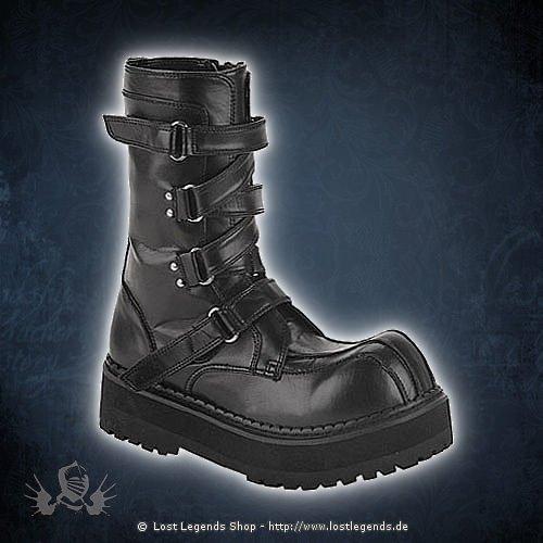 Fierce-130 Demonia Gothic Stiefel