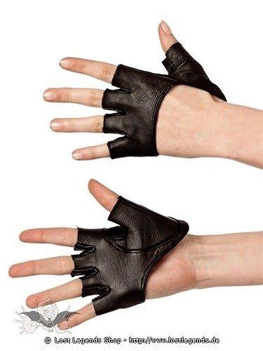 Fingerlose Halbhandschuhe