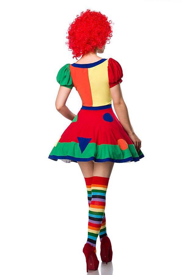 Funny Clown Kostüm