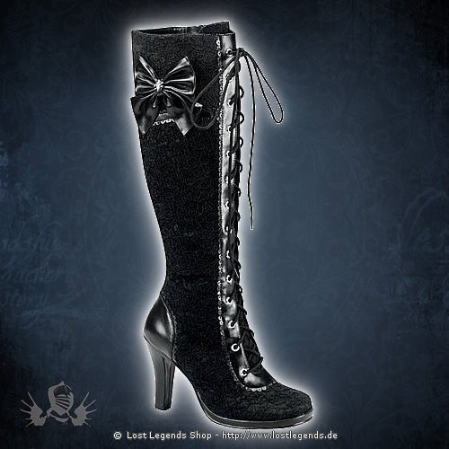 Glam-240 Demonia Gothic Stiefel