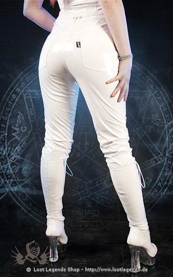 Gloss Jeans Hose, Lack