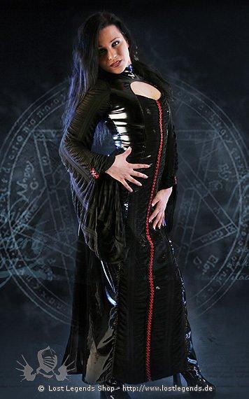 Gloss Vira Long Sleeve Dress Kleid, Lack