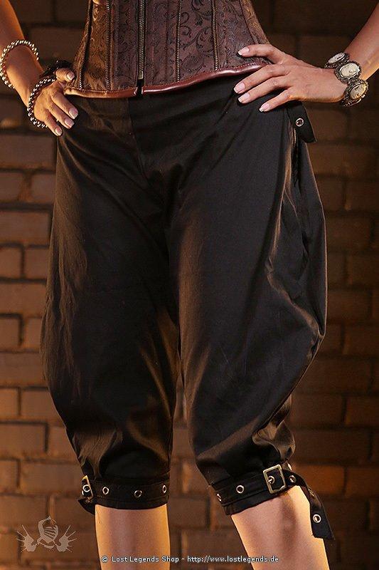 Golden Steam Corsario Trousers Steampunk Hose