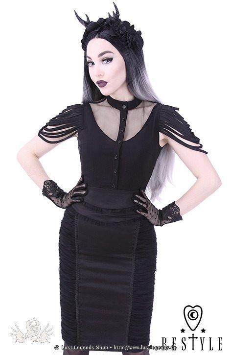 Gothic Bluse DOLORES