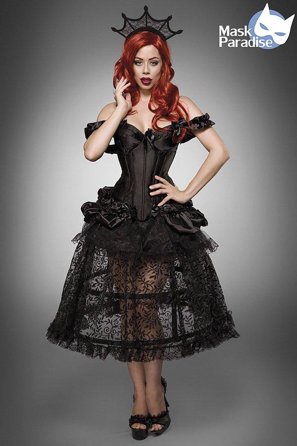 günstig bis zu 80% sparen beste Qualität für Gothic-Kostüm: Gothic Queen schwarz