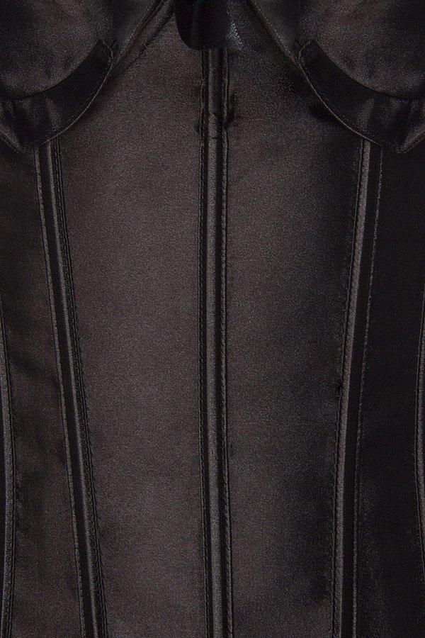 Gothic-Kostüm: Gothic Queen  schwarz