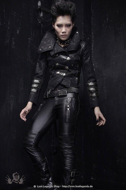 Gothic Punk Coat Visual Kei