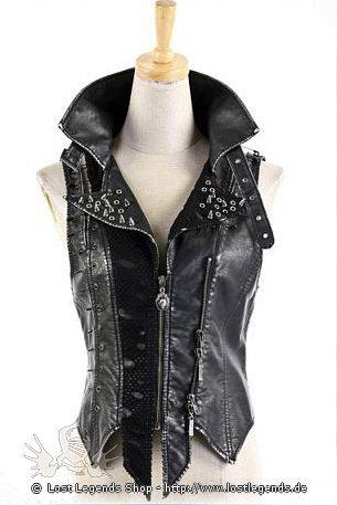 Gothic Rockstar Vest