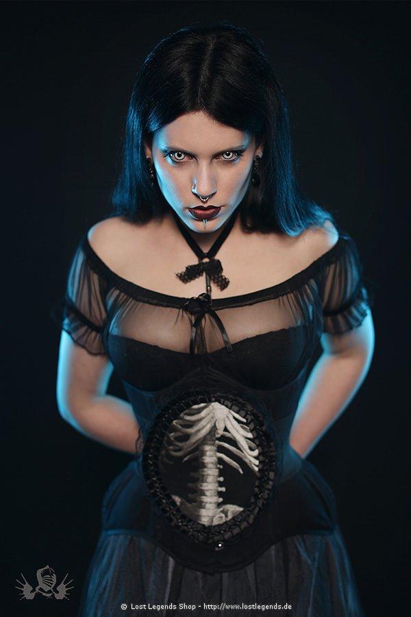 Foto-Shooting Gutschein Professionelle Fotos im Gothic-Stil