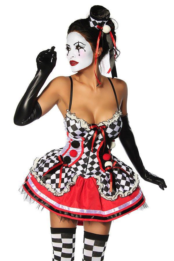 Harlekin Kostüm