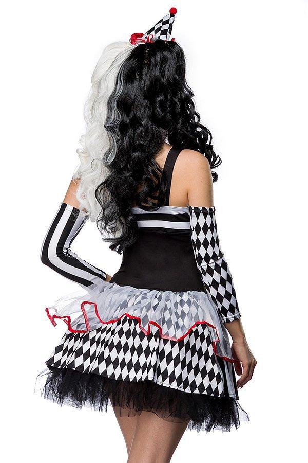 Harlequin Kostüm