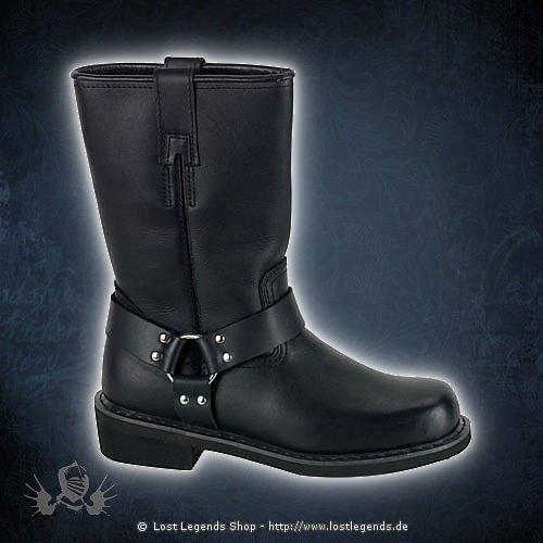 Harness Boot Demonia Gothic Stiefel
