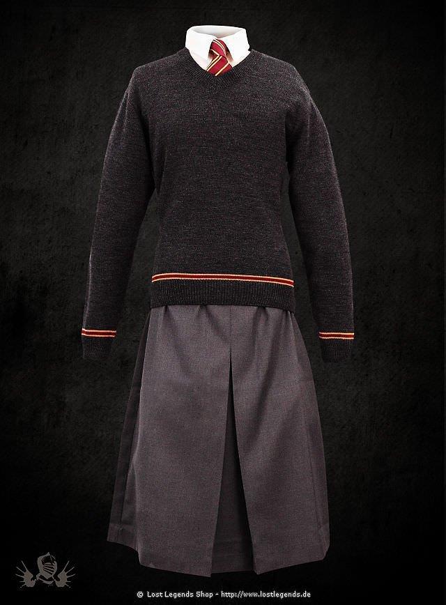 Harry Potter Hogwarts Schuluniform Rock