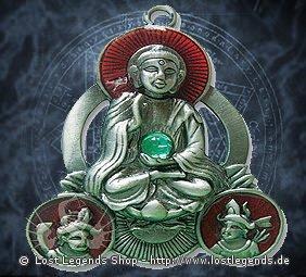 Heilige Triade Briar Dharma Charms