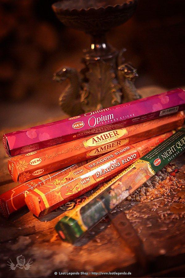 HEM Incense 20 Räucherstäbchen