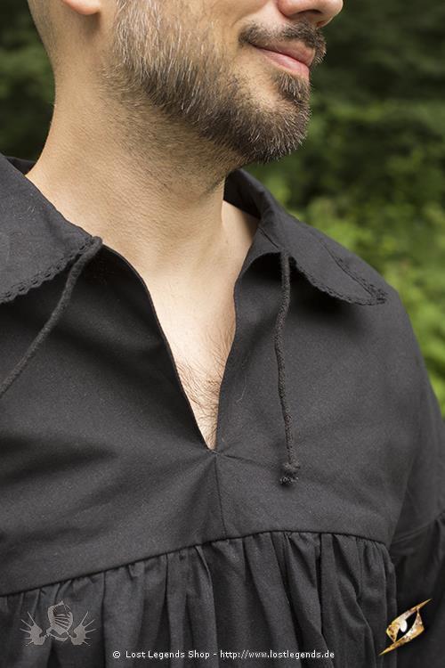 Hemd Aramis schwarz