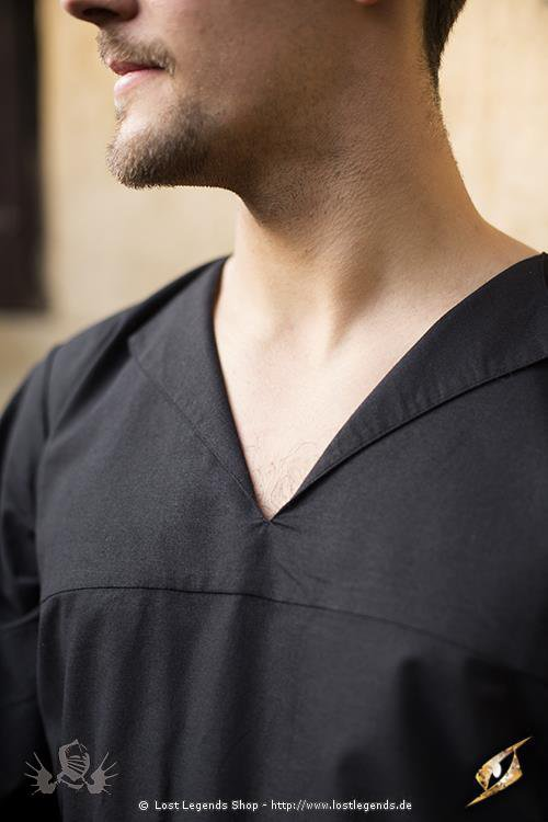 Shirt Godfrey schwarz