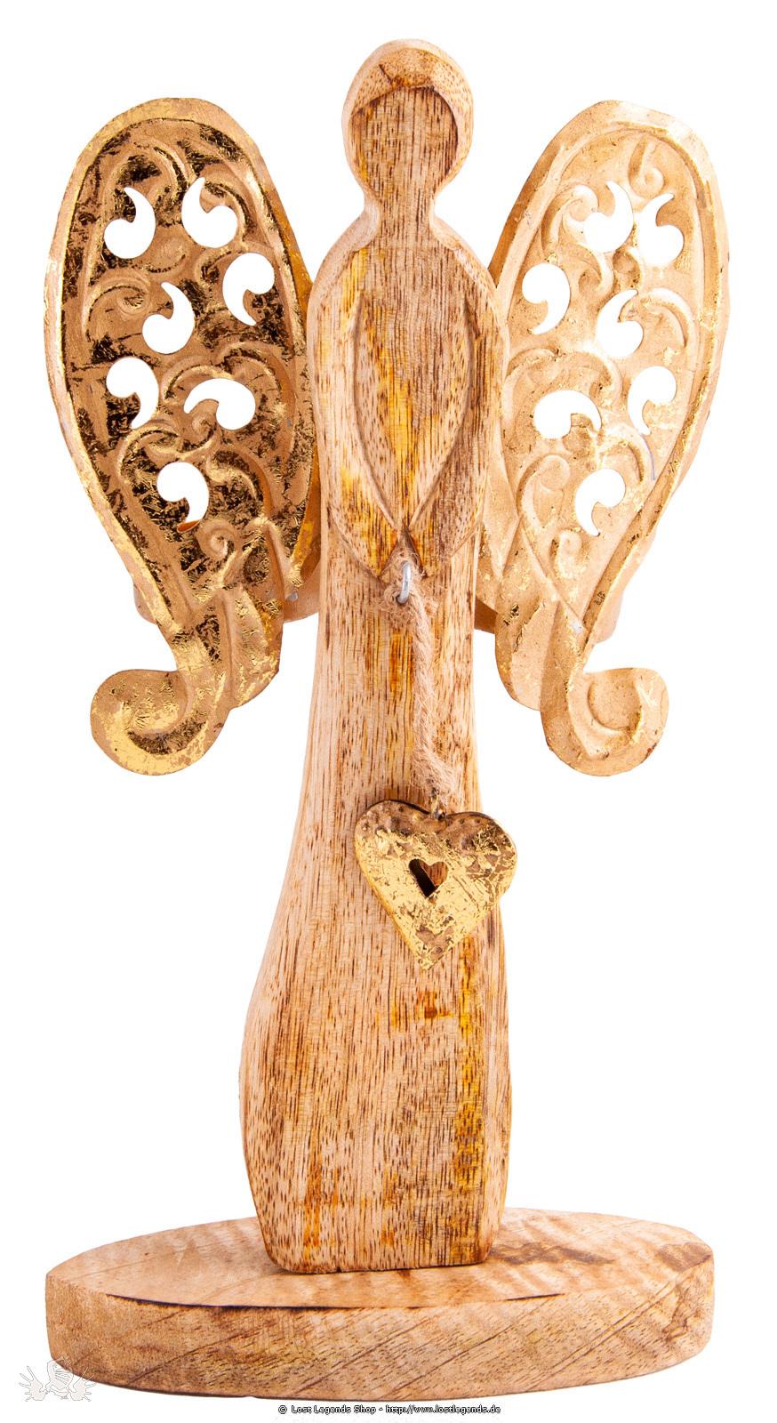 Herzlicht-Engel Mangoholz