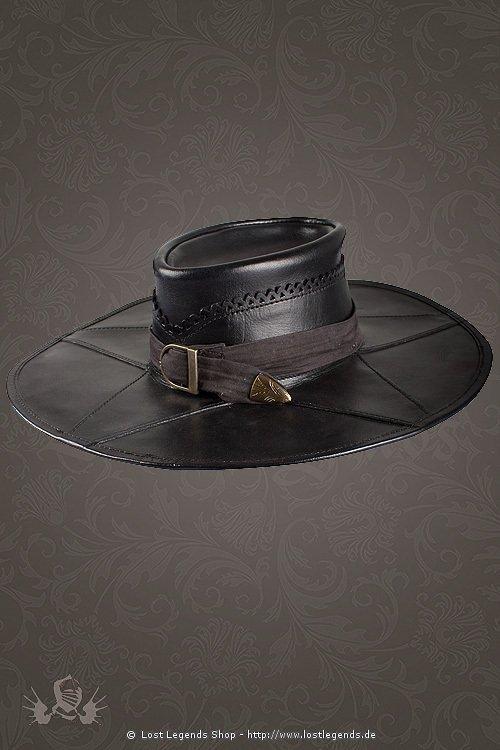 Hexenjäger Hut schwarz