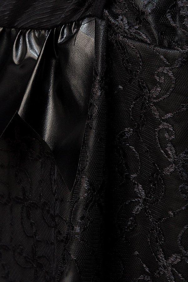 Hexenkostüm schwarz