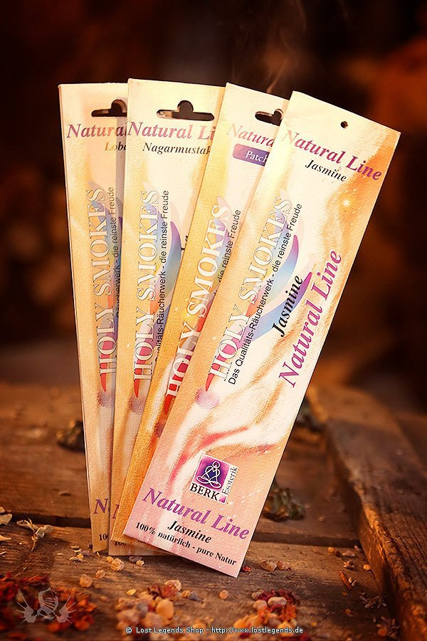 Holy Smokes Natural Line Ayurveda